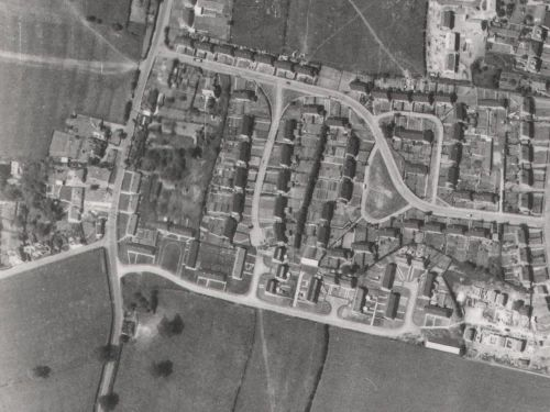 Alrewas South West June 1963